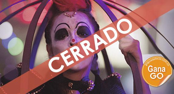 Gana entradas para ver el Circo Mágico Surrealista de Andrés Carne de Res y Unicentro