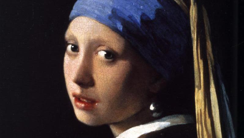 La joven con el arete de perla