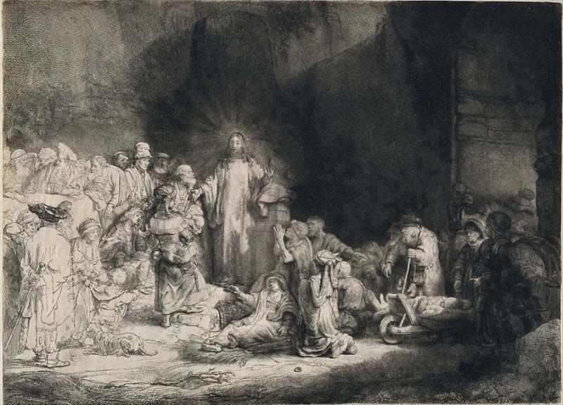 Rembrandt: Impresiones de un genio (Cali)