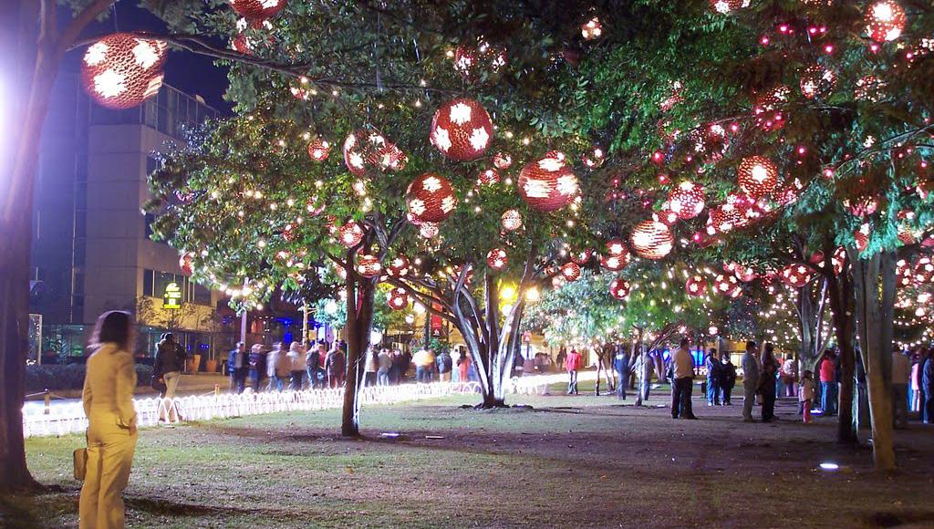 Navidad en el parque de la 93