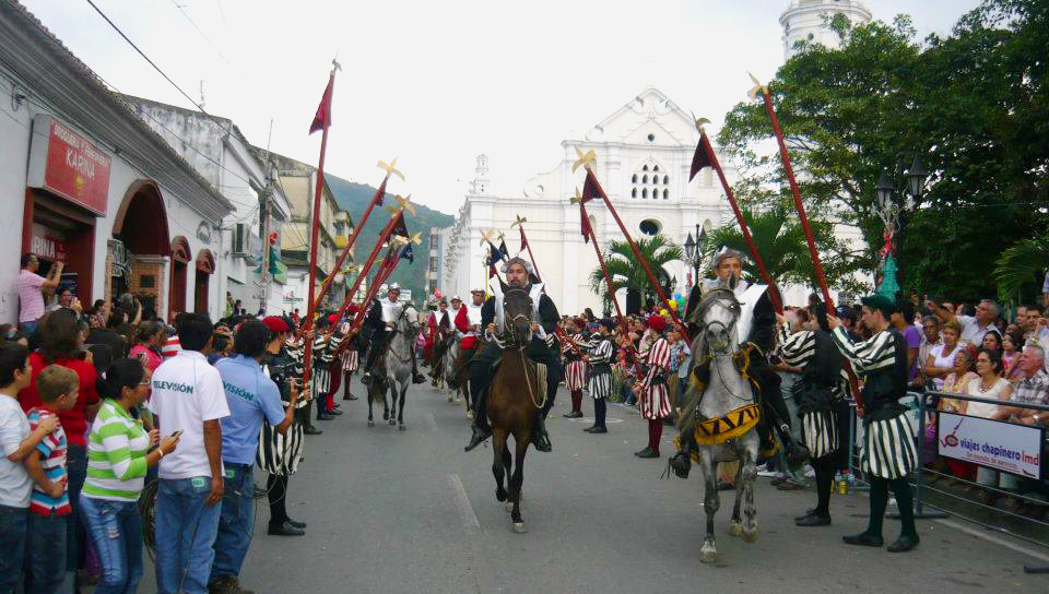 Desfile de los Genitores