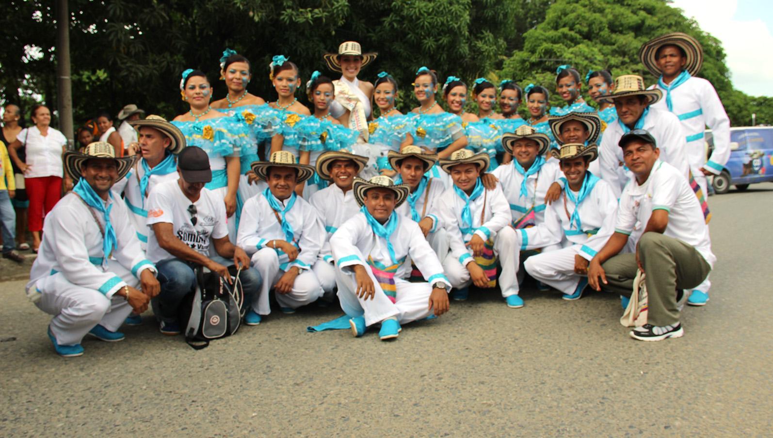 Feria y Reinado Nacional del Sombrero Vueltiao