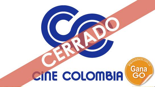GO y Cine Colombia te lleva a cine