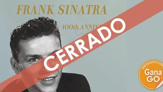 Gana un disco edición limitada de recopilaciones de Frank Sinatra