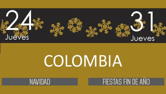 Así se vive la Navidad y el Año Nuevo en los hoteles de Colombia