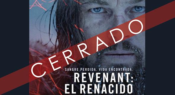 GO te regala boletas para la premier de El Renacido