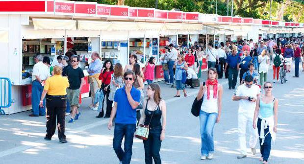 75 Feria del libro en Madrid