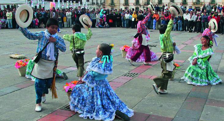 Festival Internacional de la Cultura de Boyacá