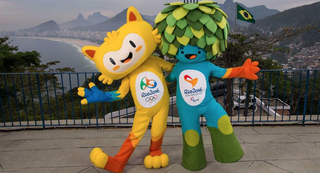 JUEGOS OLÍMPICOS BRASIL 2016