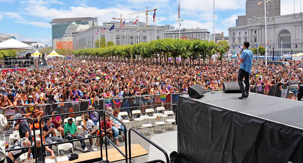 Gay Pride en San Francisco