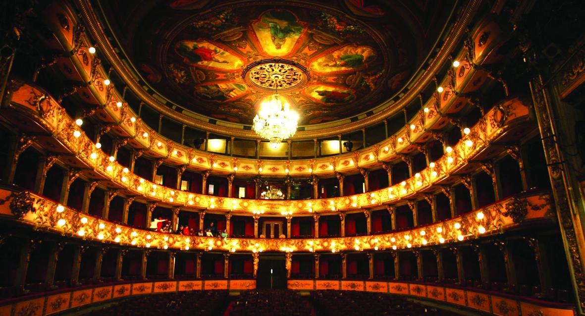 Teatros antiguos de Bogotá