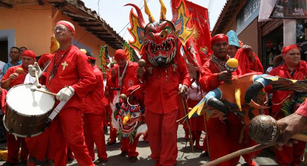 Festival de Diablos Danzantes
