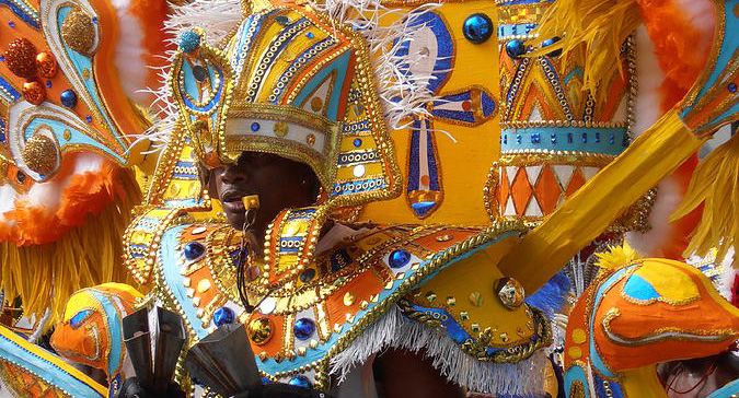 Junkanoo Parade