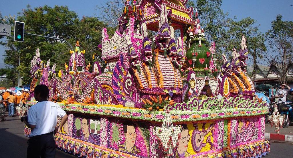 Carnaval de Flores