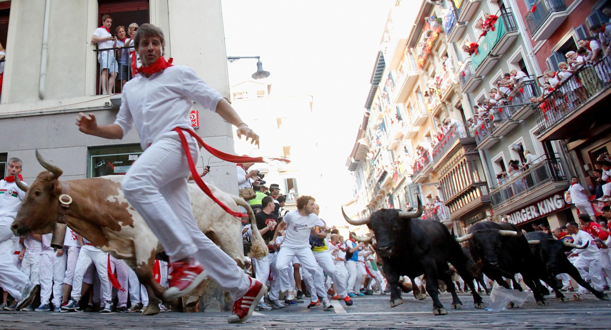 Fiestas de Sanfermín