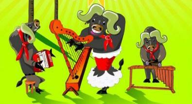 Reinado y Festival del Búfalo