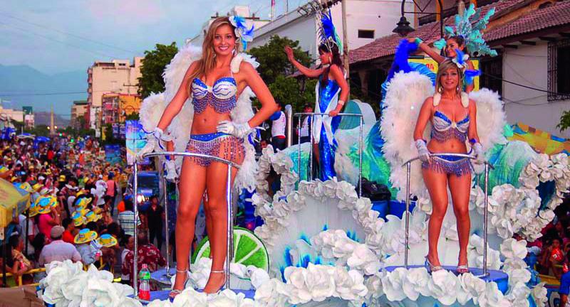 Fiestas del mar  / Santa Marta