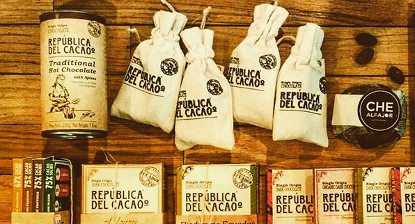 La República del Cacao