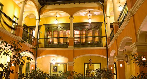 HOTEL DE LA ÓPERA