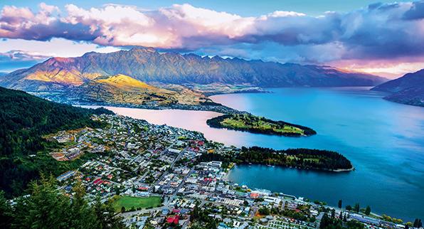 FERIA DE ESTUDIOS EN NUEVA ZELANDA