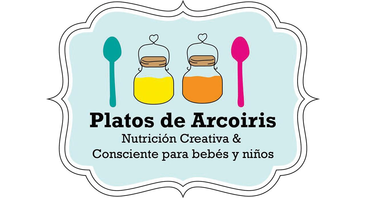 PLATOS DE ARCOÍRIS