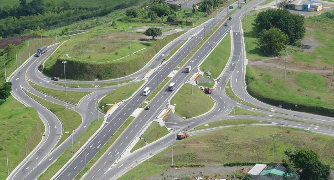 Mega Colombia infraestructura