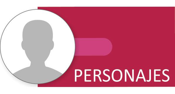 Personajes GO
