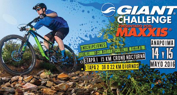GIANT CHALLENGE MAXXIS