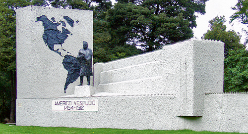 MONUMENTO AMÉRICO VESPUCIO