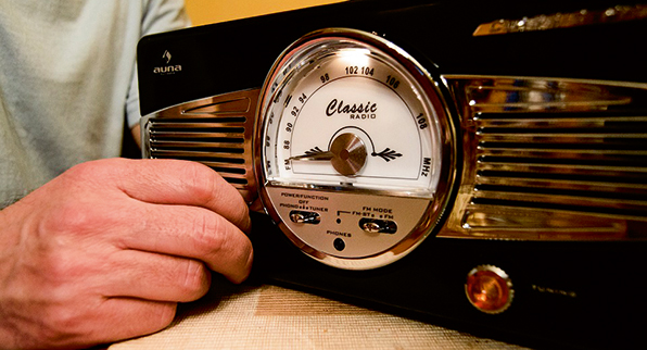 CINE A LA RADIO