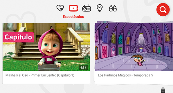 YOUTUBE KIDS LLEGA A COLOMBIA