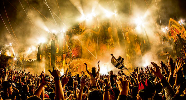 UNITE TOMORROWLAND