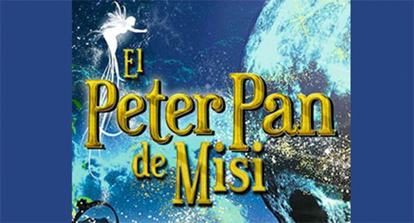 LA VISIÓN MISI, MUSICAL PETER PAN
