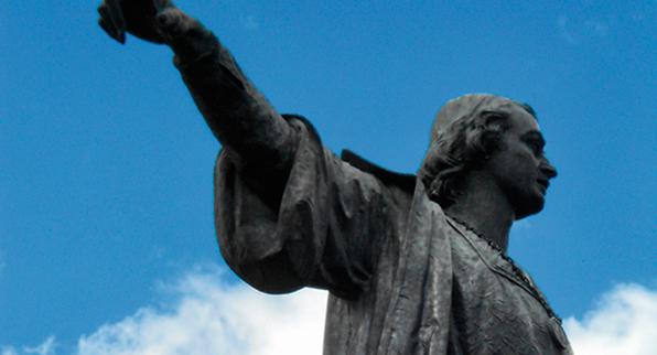 MONUMENTO A COLÓN -DESTACADO