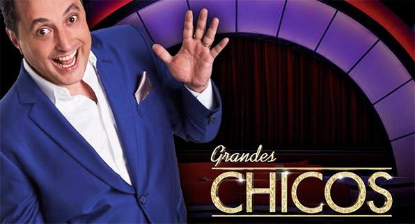 ESTRENO GRANDES CHICOS