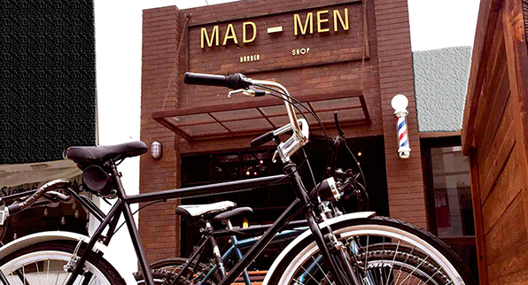 MAD MEN BARBER SHOP