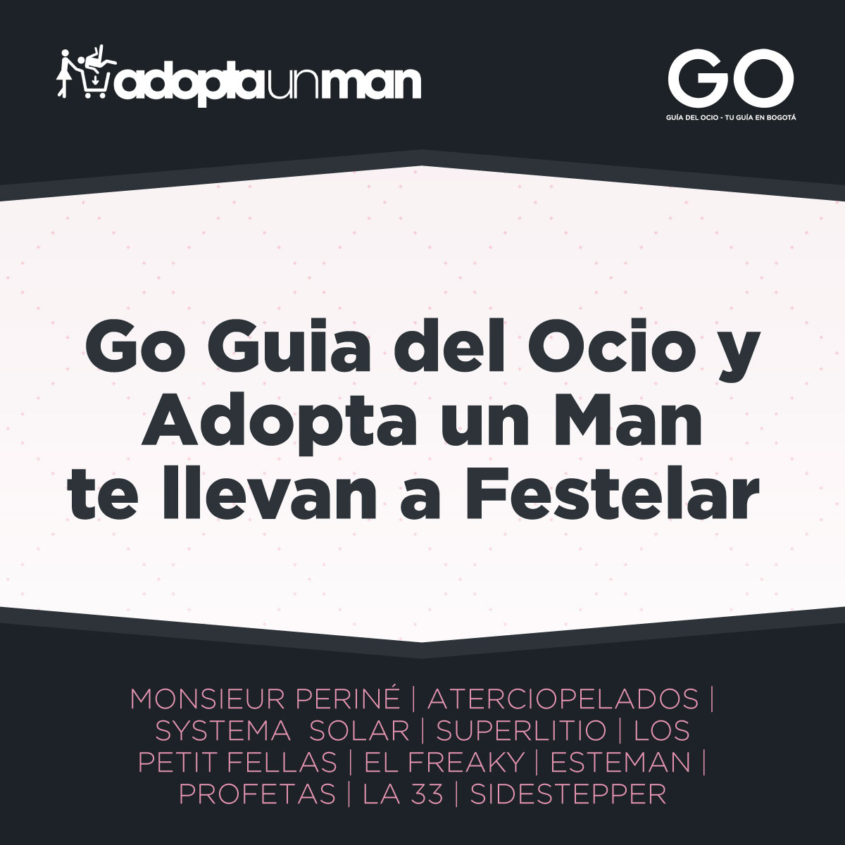 GANA ENTRADAS PARA EL FESTELAR