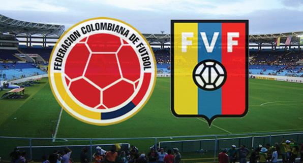 COLOMBIA VS. VENEZUELA