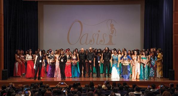 GALA DE DANZA ORIENTAL, OASIS 2016