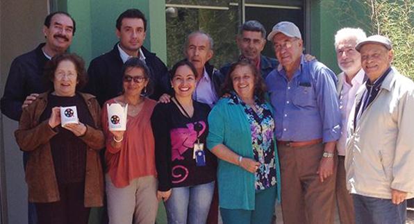 ACTORES SOCIEDAD COLOMBIANA DE GESTIÓN