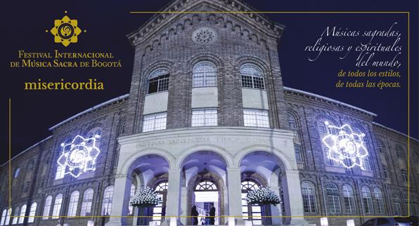 V Festival Internacional de Música Sacra de Bogotá