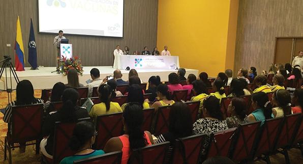 III SIMPOSIO NACIONAL DE ACTUALIZACIÓN EN VACUNAS, POR LA SALUD INFANTIL EN COLOMBIA