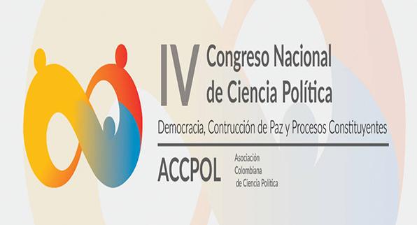 IV CONGRESO NACIONAL DE CIENCIA POLÍTICA