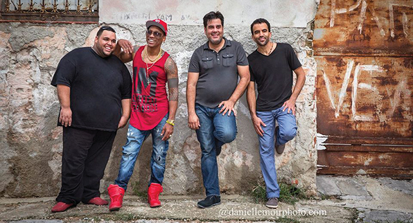 PEDRITO MARTINEZ GROUP + MAITE HONTELÉ