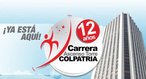CARRERA ASCENSO TORRE COLPATRIA