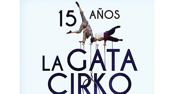 LA GATA CIRKO Y BURNING CARAVAN