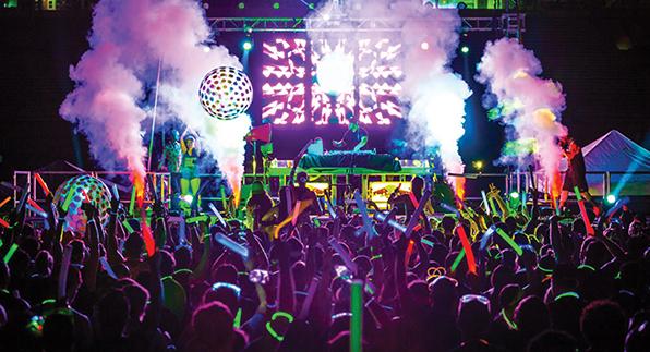 MUSIC NIGHT RUN FEST