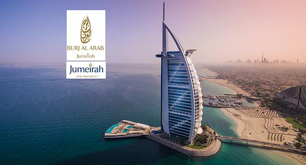 DUBAI – BURJ AL ARAB JUMEIRAH