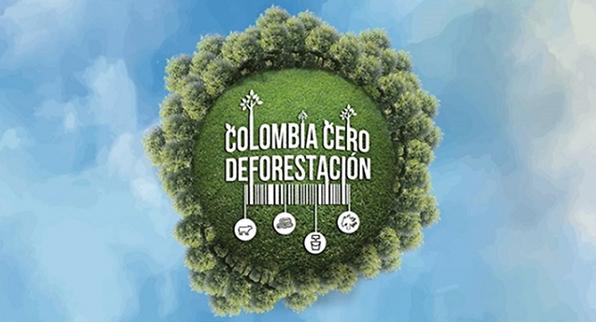 COLOMBIA CERO DEFORESTACIÓN