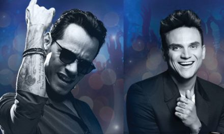 MARC ANTHONY & SILVESTRE DANGOND